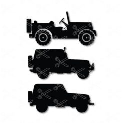 Jeep SVG File