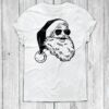 Cool Santa face SVG and DXF cut files