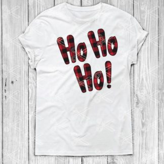 Download Ho Ho Ho! Buffalo Plaid SVG and DXF Cut files! and use it to your DIY project!