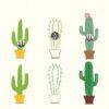 free cactus svg file