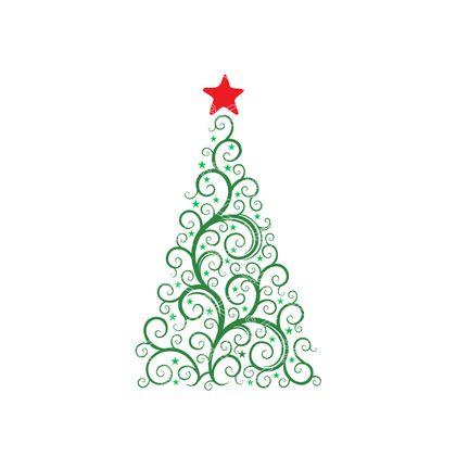 christmas tree svg 3
