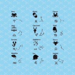Zodiac Sign svg