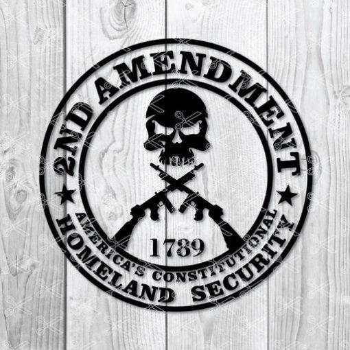 2nd Amendment SVG