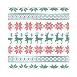 Christmas Ugly Sweater SVG