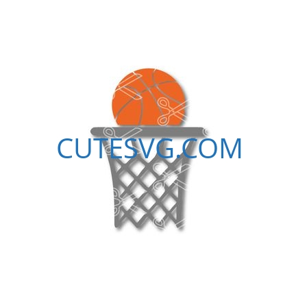 Basketball Free SVG Files