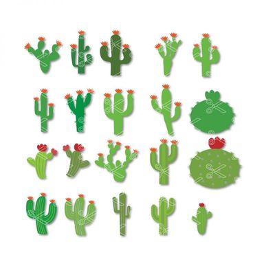 cactus svg cut file