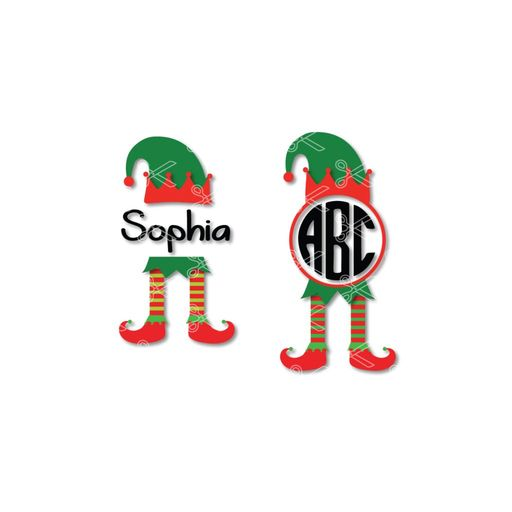 Elf Svg Dxf Png Cute Svg Files