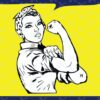 Rosie the Riveter svg file