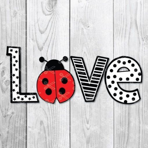 love valentines day svg
