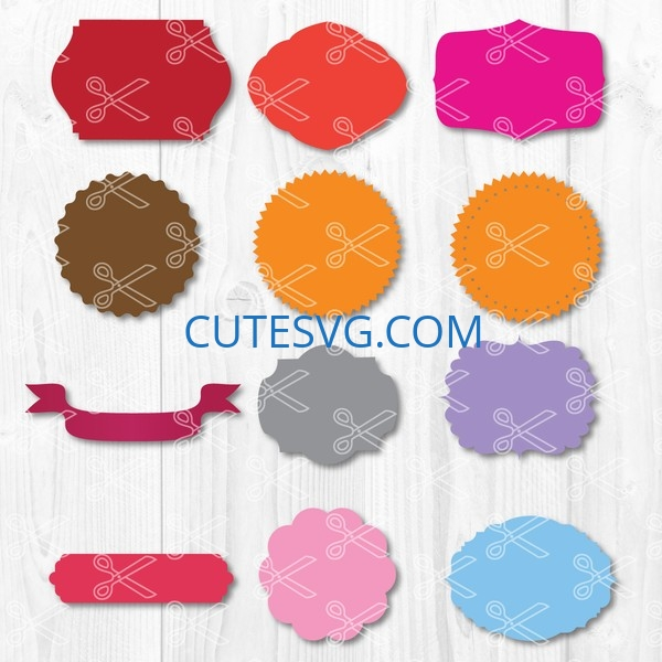 Banners svg