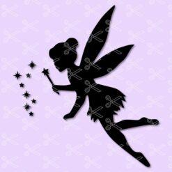 fairy tinkerbell svg