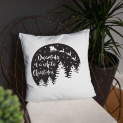 Dreaming of A white christmas 3 PNG DXF SVG