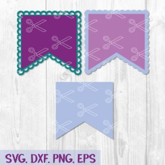 Pennant Bunting SVG