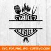 Grill Master SVG