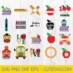 Teacher SVG File