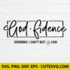 Godfidence SVG