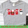 2020 Merry Christmas SVG