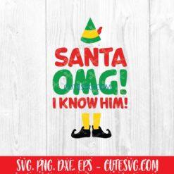 OMG I Know Him! SVG