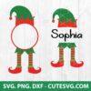 Christmas ELF SVG