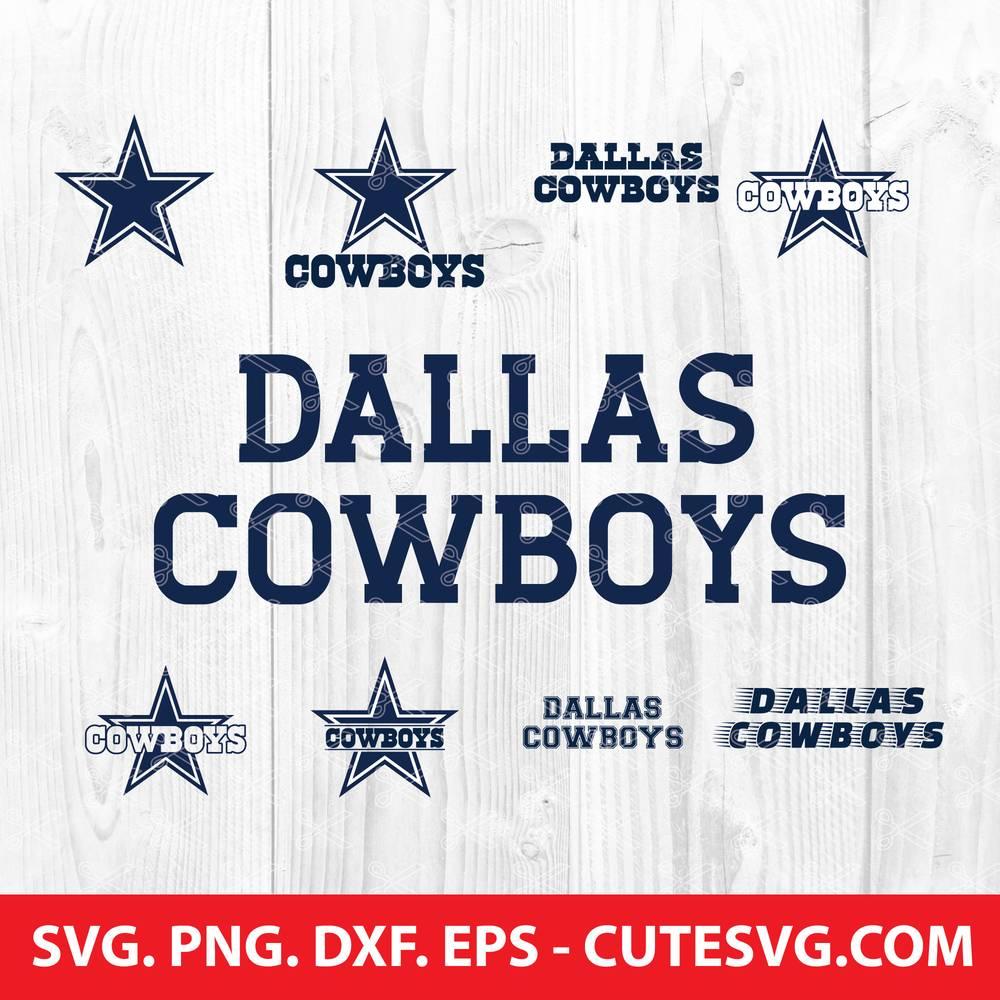 Dallas Cowboys Svg File Texas Svg Files Cowboys Svg Football Svg