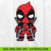 Deadpool SVG File