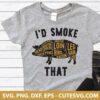 I d Smoke That SVG