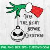Twas the Night Before Christmas svg