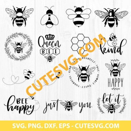 Bee SVG File