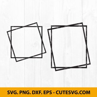 Square Frame SVG