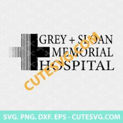 Grey Sloan Memorial Hospital SVG