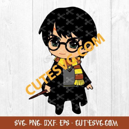 Harry Potter SVG