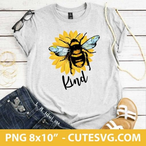 Bee Kind Sublimation