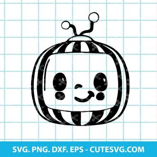 Cocomelon Svg Cut File