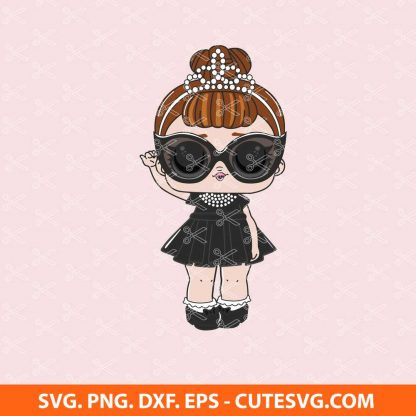 Lol surprise doll SVG