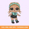 lol surprise doll svg file