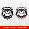 Georgia Bulldogs SVG