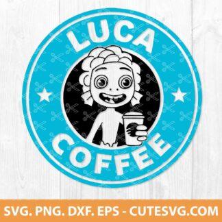 Luca Disney SVG