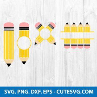 Pencil SVG Bundle