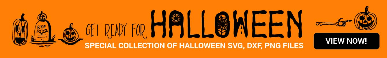 Halloween collection cute svg com