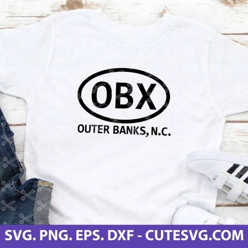 Outer banks svg