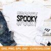 Spooky SVG