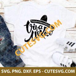 Viva Mexico SVG