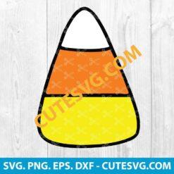 Candy Corn SVG