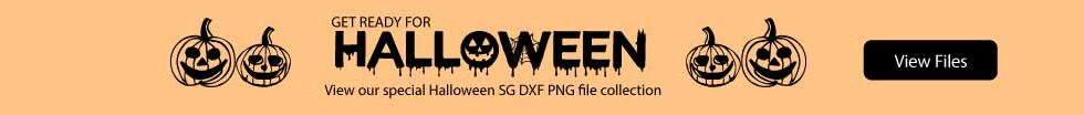 CuteSVG halloween SVG DXF PNG Cut Files