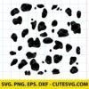 Dalmatian Spots SVG